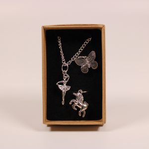 Ballerina 3-in-1 Necklace