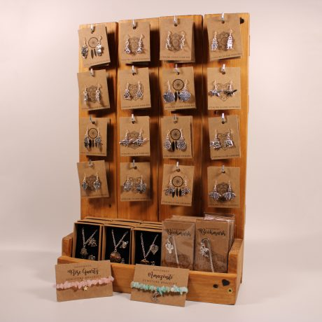 Display Stand (Full of Goods)
