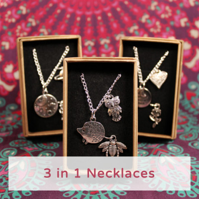 3 in 1 Necklaces